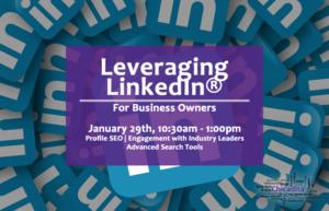LinkedIn workshop in paso robles